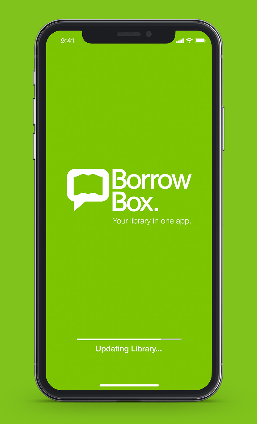 BorrowBox – Your library in one app